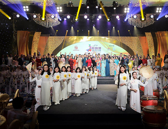 THE 6TH AO DAI FESTIVAL 2019: SUNNY WORLD IGNITED A NEW VISION FOR THE TOURISM INDUSTRY