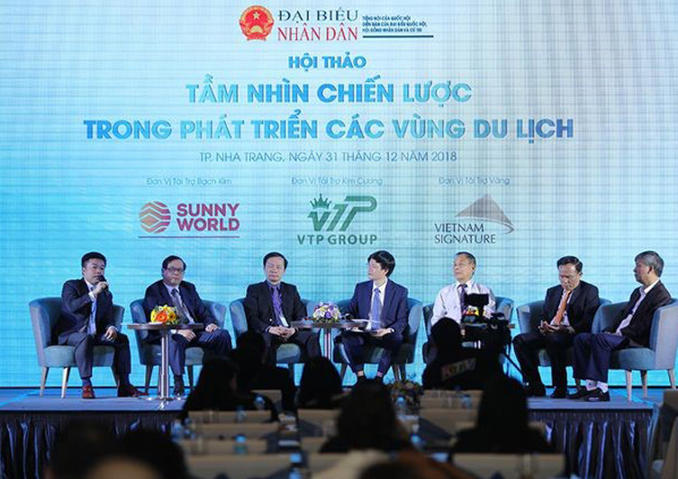 National Tourism Year 2019: Activate new vision for Vietnam tourism industry