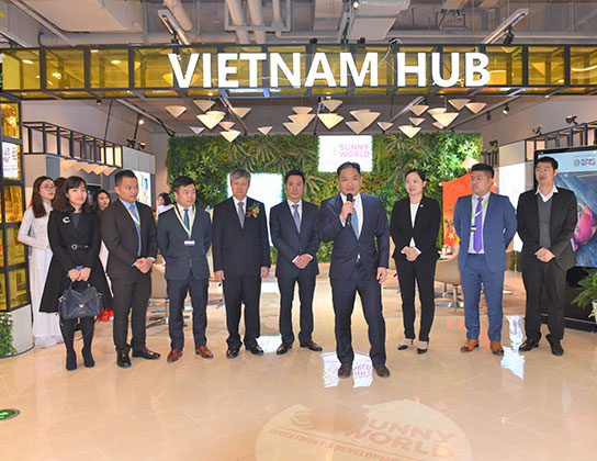 VCCI STRENGTHENS TRADE PROMOTION IN CHINA